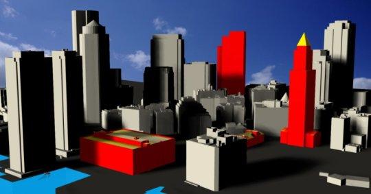 3D model by Boston Planning & Development Agency