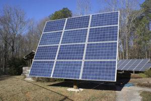 Solar Panel Salmon Arm