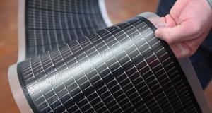 Amorphous Silicon (a-Si) solar panel