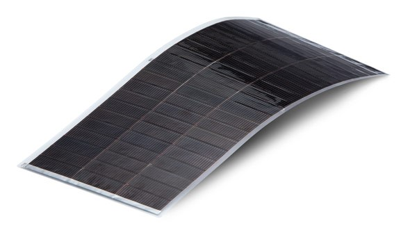 Gallium Arsenide (GaAs) solar panel